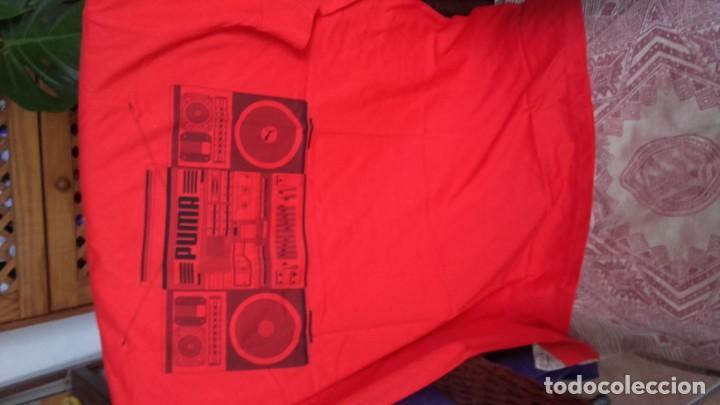 Artesanía: Camiseta Puma - Foto 4 - 187387406
