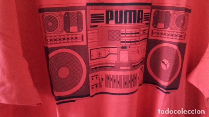 Artesanía: Camiseta Puma - Foto 5 - 187387406