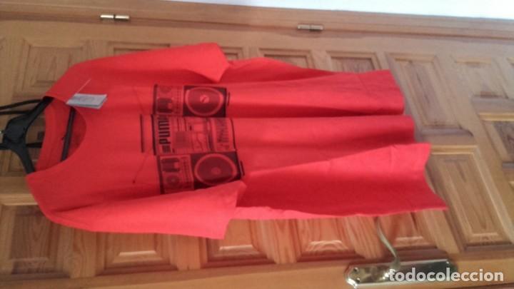 Artesanía: Camiseta Puma - Foto 6 - 187387406