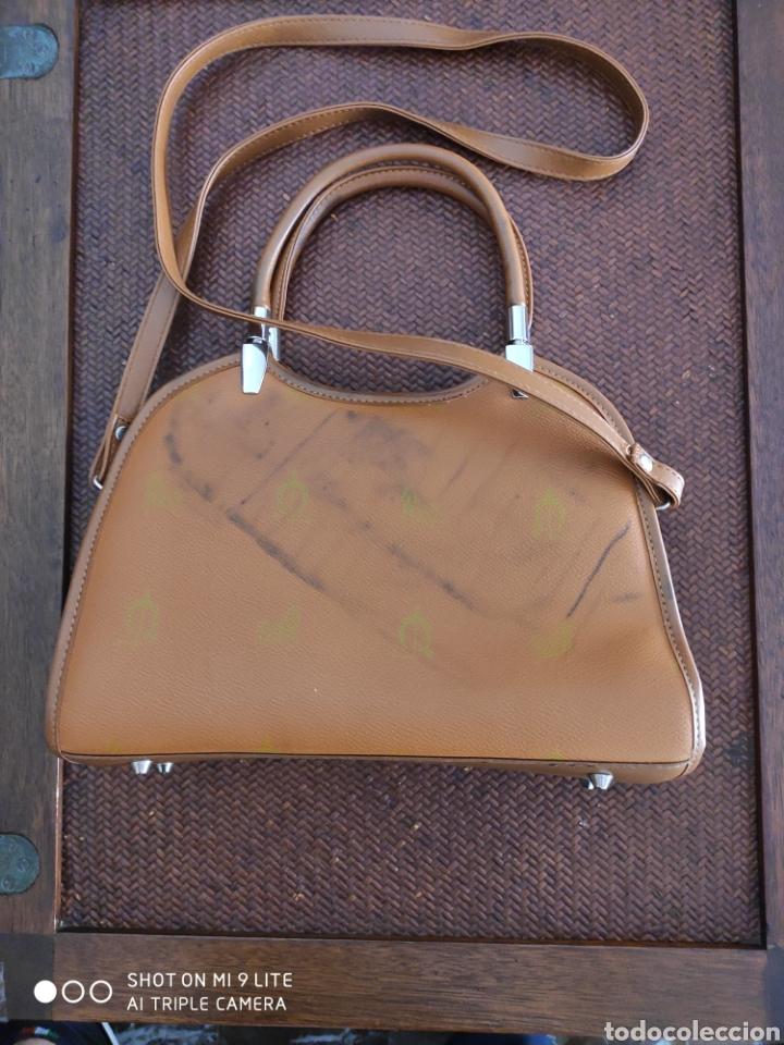 Artesanía: Bolso con unas señales como se ve en la foto - Foto 2 - 202646653