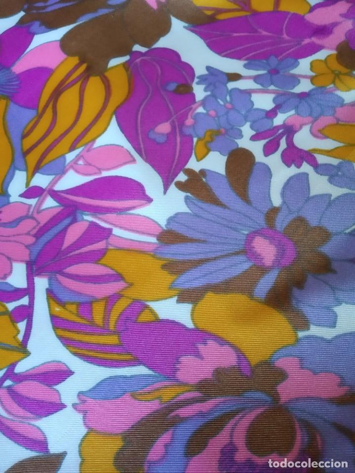 Artesanía: Bolsa de tela sesentera.Elaboracion propia. Modelo exclusivo. Nuevo - Foto 3 - 202683372