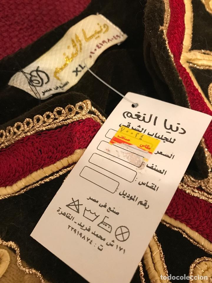 Artesanía: Traje de vestir tradicional egipcio - Foto 6 - 219004978