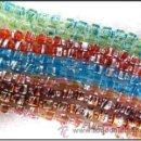 Artesanía: 100 PERLAS CRISTAL DE MURANO- 4MM-. Lote 27107775