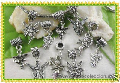 abalorios plata pandora
