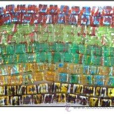 Artisanat: LOTE DE 50 PERLAS DE CRISTAL DE MURANO- 6MM-. Lote 181090342