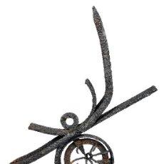 Artesanía: ESCULTURAS HECHAS A MANO ( BALANS ). Lote 36284003