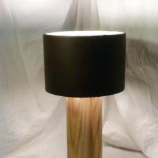 Artesanía: LAMPARA CUERO. Lote 43917014