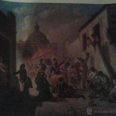 Artesanía: PRINT DE MUSEO ,DIA DE REYES EN LA HABANA,COLECCION MUSEO .(MUY FAMOSO CUADRO). Lote 46158660