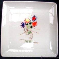 Artisanat: BANDEJA DE PORCELANA 16 CM PICASSO. Lote 46299910