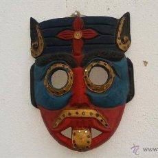 Artesanía: MASCARA AFRICANA MADERA. Lote 47306352