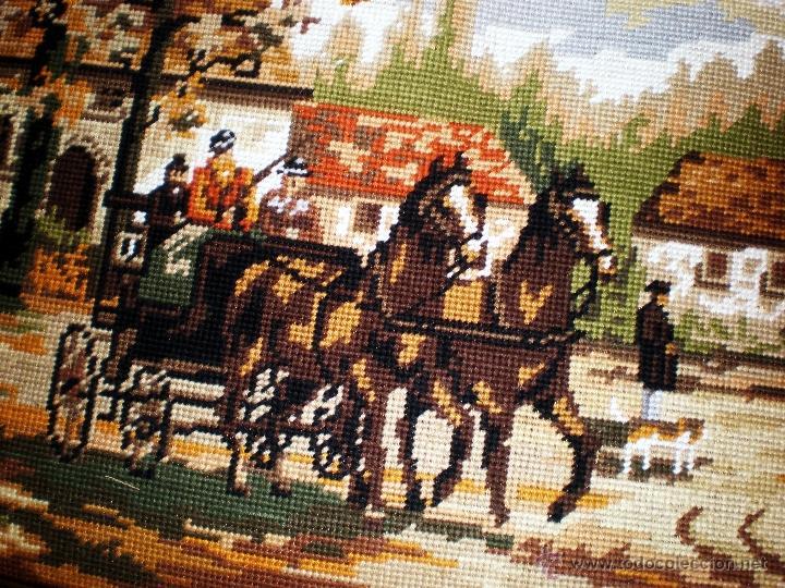 Artesanía: Fragmento coche de caballos - Foto 3 - 47660356