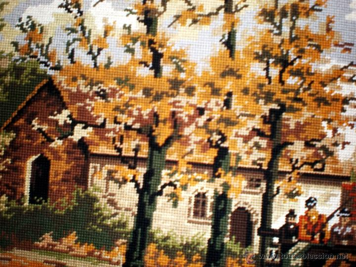 Artesanía: Detalle del Pabellón de Caza - Foto 7 - 47660356