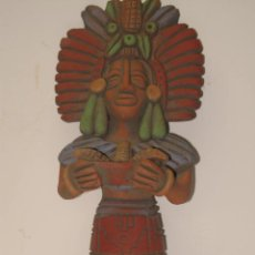 Artesanía: FIGURA PRECOLOMBINA. Lote 48246019