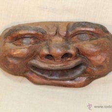 Artesanía: MASCARA EN MADERA AFRICANA. Lote 51495647