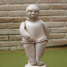 Artesanía: FIGURA DE RAZA CHINA, EN CERAMICA - PIEZA UNICA.. Lote 51497064