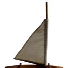 Artesanía - Maqueta de barco de Tahiti - 52458713