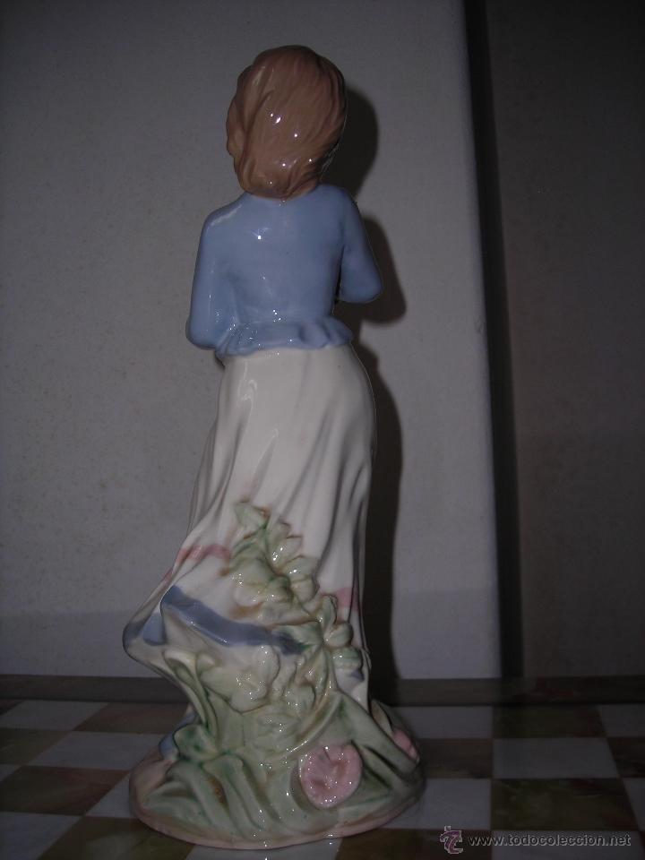 Artesanía: Pastorcilla de cerámica NADAL. - Foto 3 - 53465010