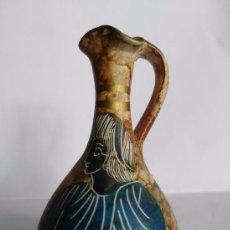 Artesanía: FIGURAS HECHAS EN GRECIA .-- PINTADO A MANO -TAMAÑO 7CM.. Lote 56097694