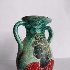Artesanía: FIGURAS HECHAS EN GRECIA .-- PINTADO A MANO -TAMAÑO 7CM.. Lote 56097927
