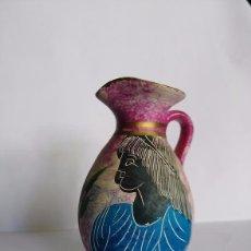 Artesanía: FIGURAS HECHAS EN GRECIA .-- PINTADO A MANO -TAMAÑO 7CM.. Lote 56098004