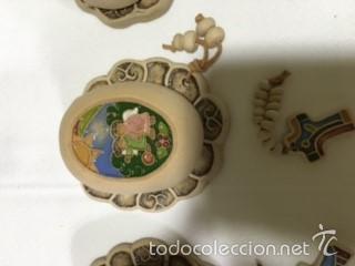 Artesanía: cajita ceramica para rosario PINTADA A MANO - Foto 4 - 58142112