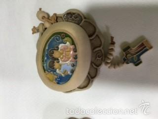 Artesanía: cajita ceramica para rosario PINTADA A MANO - Foto 5 - 58142112