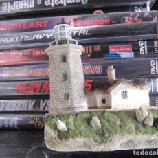Artesanía: FARO MINIATURA GREAT BRITHSH LIGHT HOUSES-THE CROMER LIGTH. Lote 71546247