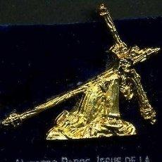 Artesanía: CRISTO ORO PASO DE MISTERIO DE LA SEMANA SANTA DE JEREZ(NUESTRO PADRE JESUS DE LA SALUD EN SUS 3)Nº8. Lote 72616315