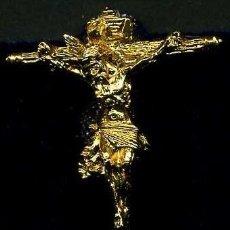 Artesanía: CRISTO ORO PASO DE MISTERIO DE LA SEMANA SANTA DE JEREZ(SANTO CRUCIFIJO DE LA SALUD )Nº22. Lote 72645915