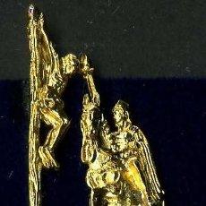 Artesanía: CRISTO ORO PASO DE MISTERIO DE LA SEMANA SANTA DE JEREZ(SAGRADA LANZA DE NUESTRO SEÑOR JESUCRIS)Nº36. Lote 72664907