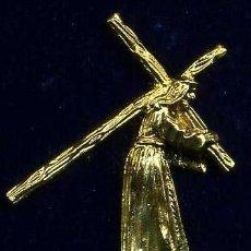 Artesanía: CRISTO ORO PASO DE MISTERIO DE LA SEMANA SANTA DE SANLUCAR ( NUESTRO PADRE JESUS DE SILENCIO )Nº64. Lote 72698963