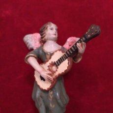 Artesanía: ANGELITO DE BARRO PINTADO A MANO (NUEVO). Lote 76013166