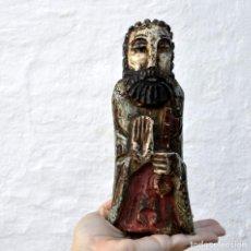 Artesanía: TALLA MADERA * IMAGEN JESUS * JESUCRISTO. Lote 89042996