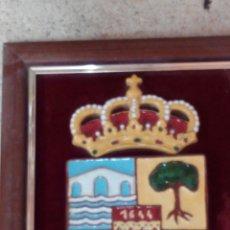 Artesanía: ESCUDO DE NOJA (CANTABRIA). Lote 95352991