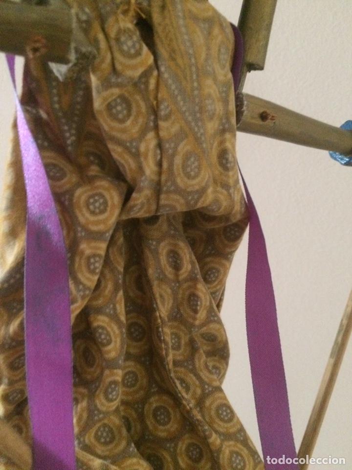 Artesanía: Marioneta Tailandesa 75x15cm - Foto 6 - 96315047