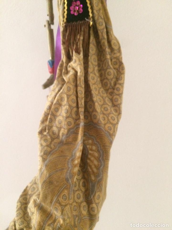Artesanía: Marioneta Tailandesa 75x15cm - Foto 7 - 96315047