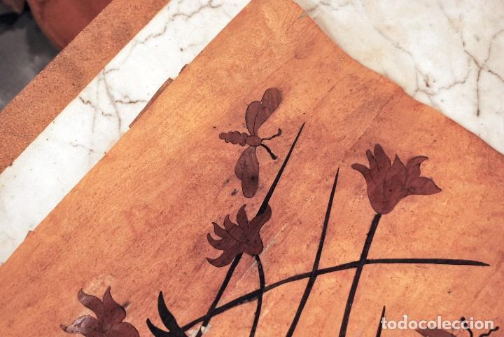 Artesanía: MARQUETERIA MODERNISTA - Foto 2 - 150950645