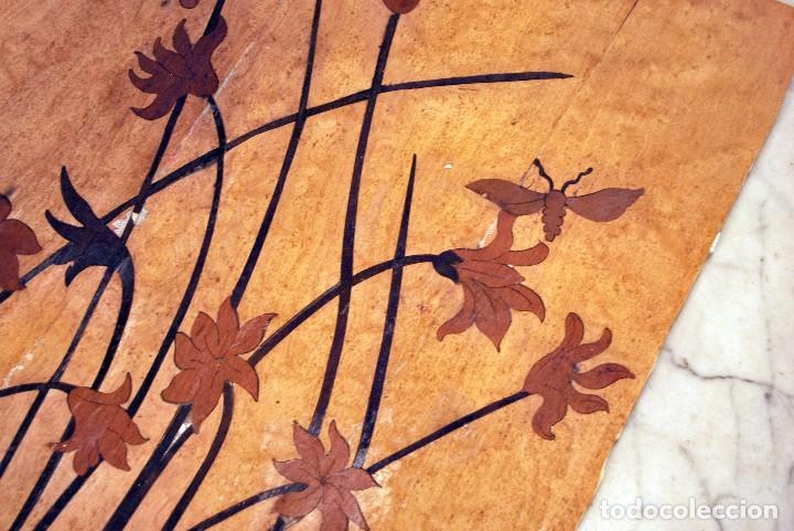 Artesanía: MARQUETERIA MODERNISTA - Foto 3 - 150950645