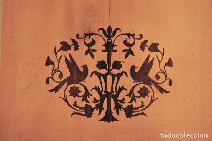 Artesanía: LÁMINA DE MARQUETERÍA - Foto 2 - 96840367