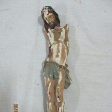 Artesanía: TALLA DE CRISTO. SIGLO XIX. Lote 97119747