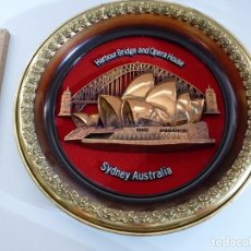 Artesanía: PLATO SYDNEY AUSTRALIA. Lote 97907447