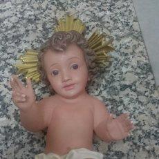 Artesanía: NIÑO JESUS PARA REPARAR. Lote 98376255