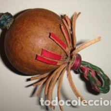 Artesanía: SONAJERO ARTESANAL. . Lote 99744319