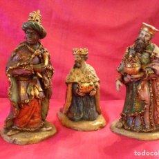 Artesanía: BELEN REYES MAGOS DE TERRACOTA (NUEVO). Lote 102599714