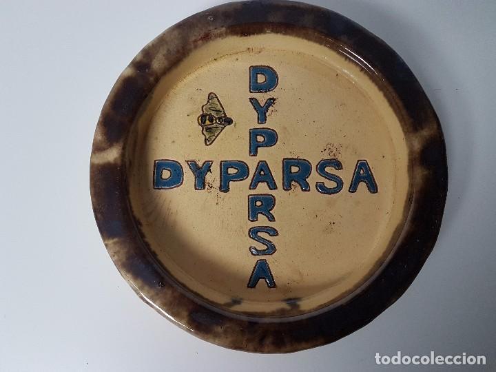 CERAMICA PUBLICIDAD DYPARSA (Artesanía - otros articulos hechos a mano)