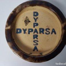 Artesanía: CERAMICA PUBLICIDAD DYPARSA. Lote 105837863