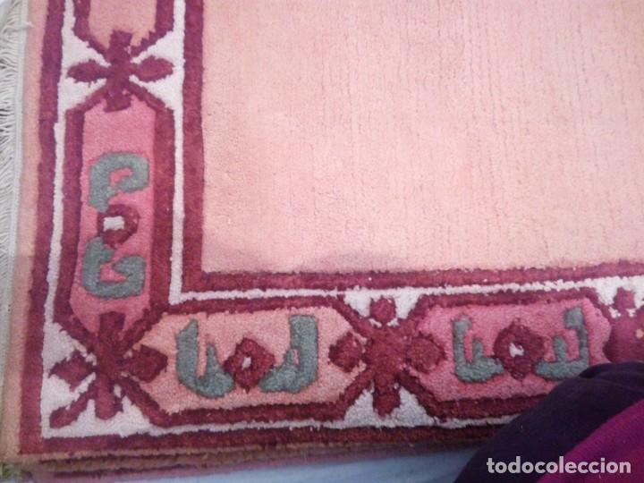 Trio de alfombras hechas a mano en nepal lana o comprar - Alfombras hechas a mano con lana ...