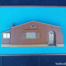 Artesanía: VENDO CUADRO HECHO EN MADERA. Lote 111613903