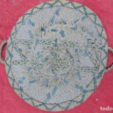 Artesanía: TAPAS DE ORZAS DE LOZA. Lote 112005411