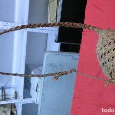 Artesanía: CESTA DE MIMBRE PARA CARACOLES . Lote 112135107